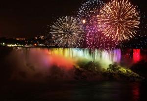 fireworks-over-Niagara-Falls