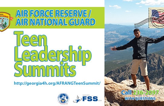 AFR / ANG Teen Leadership Summits