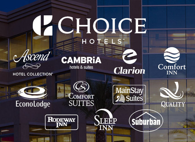 Choice Hotels Great Brands Value