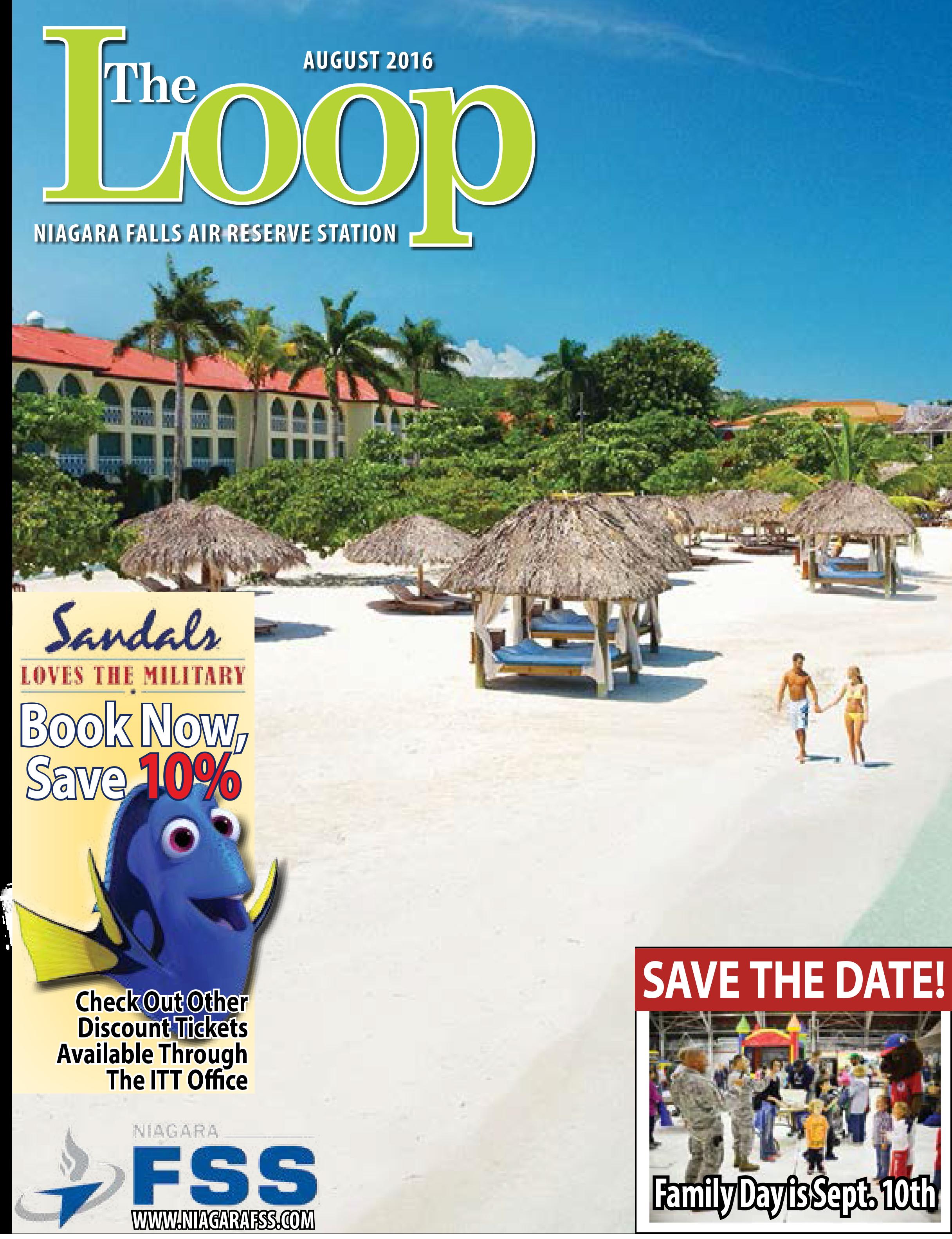 August loop cover