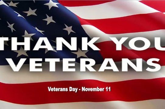 Veteran's Day Promotions