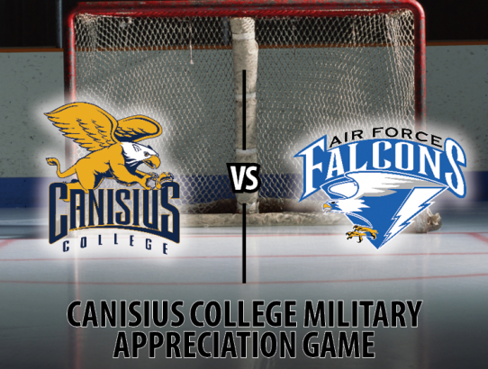 Canisius vs Air Force Hockey