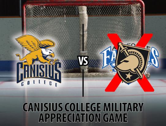 canisius vs army hockey