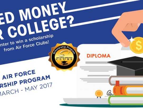 Club Members - Win Money For College!