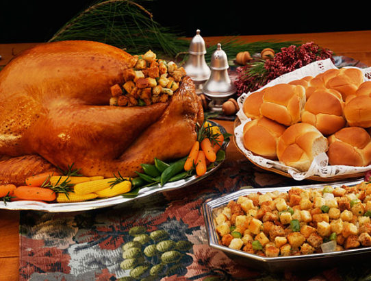 Local Thanksgiving Dinners
