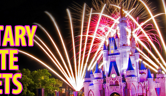 2018 Disney World Tickets - Order Yours Today!