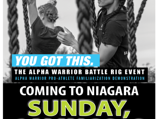 Are You An Alpha Warrior?