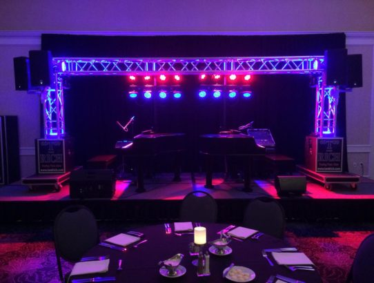 Dinner & A Show! - Dueling Pianos
