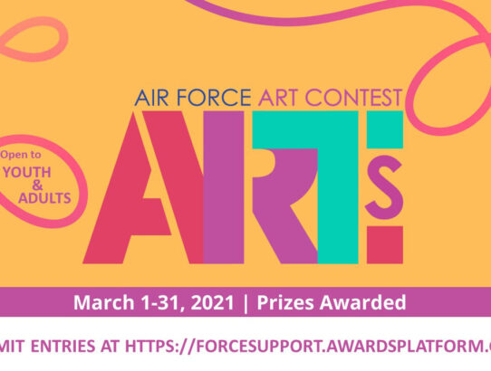 2021 Air Force Art Contest
